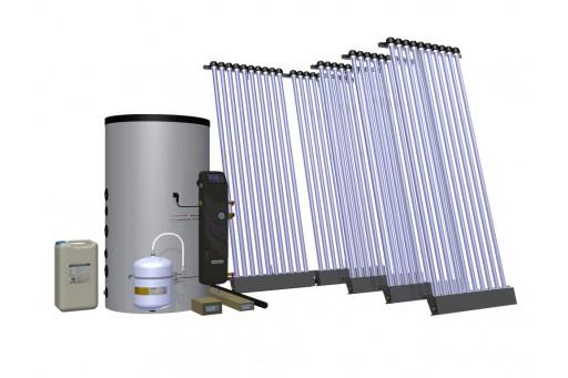 Zestaw solarny do wspomagania c.o. HEWALEX 5 KSR10-INTEGRA400