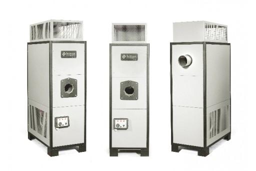 Nagrzewnica stacjonarna - bez palnika PROTON HP 80 - 80 kW