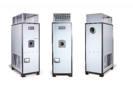 Nagrzewnica stacjonarna - bez z palnika PROTON HP 130 - 130 kW