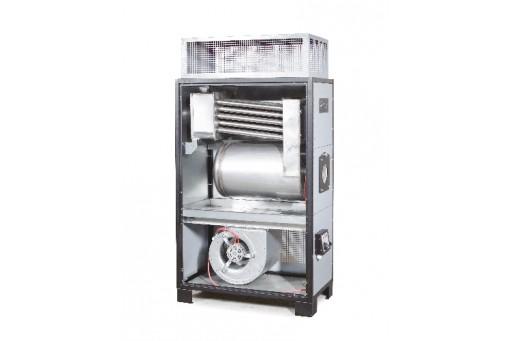 Nagrzewnica stacjonarna - bez palnika PROTON/HITON HP 250 - 250kW
