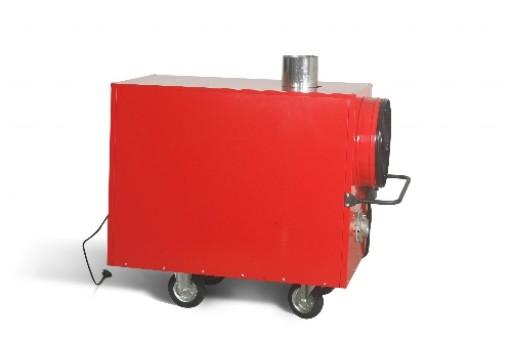 Nagrzewnica przewoźna (mobilna) - bez palnika PROTON/HITON T 70 - 75 kW