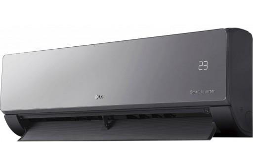 Klimatyzator ścienny LG Artcool Mirror Inverter AM12BP - 3,5/3,8 kW