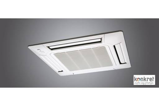 Klimatyzator kasetonowy Fujitsu inverter AUYG45LRLA - 12,5/14,0 kW