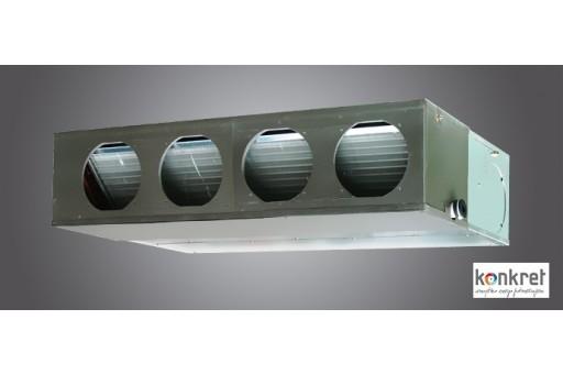 Klimatyzator kanałowy Fujitsu inverter ARYG30LMLE - 8,5/10,0 kW