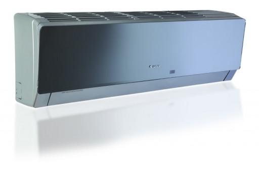 Klimatyzator ścienny Gree Cozy Mirror Inverter GWH09MB-K3 - 2,7/2,8 kW