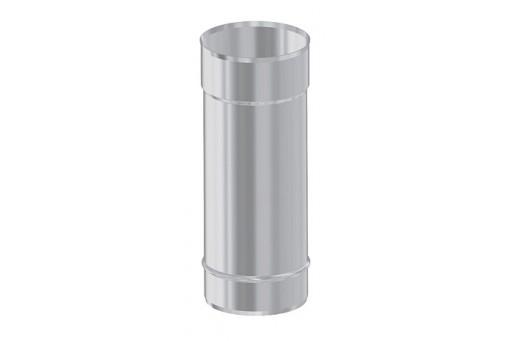 Rura prosta 0,25 mb fi 150 mm nierdzewna do odprowadzenia spalin