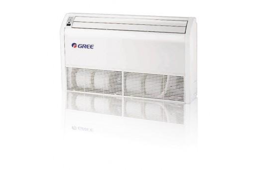 Klimatyzator Gree przypodłogowo-sufitowy GTH36K3FI - 10,0/12,0 kW