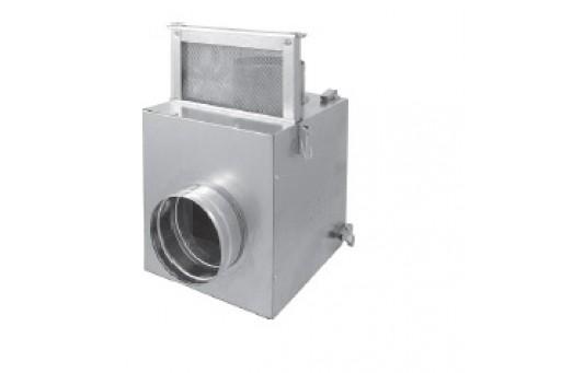 Bypass termostatyczny z filtrem i zaworem zwrotnym BAN2