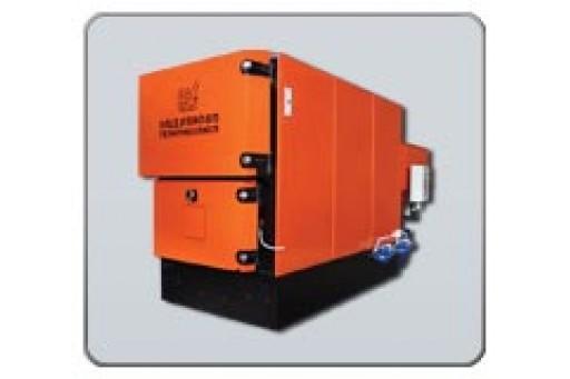 Kocioł na pellet (zrębki, pestki) D`Alessandro CS 230 - 230 kW