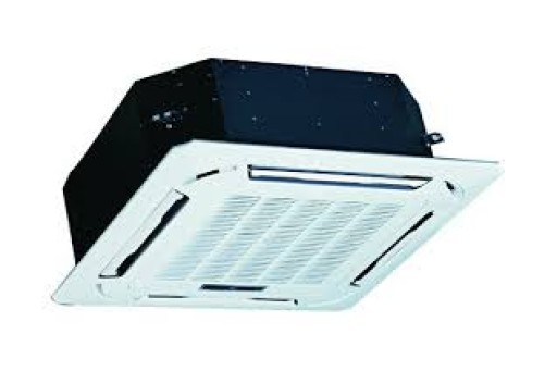 Klimatyzator kasetonowy SUPER SLIM  Kaisai Inverter KCD-55HRF4 - 16,1/18,25 kW