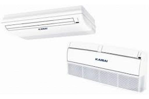 Klimatyzator przypodłogowo-podstropowy Kaisai KUE-48HRFN4 14,0/16,4 kW