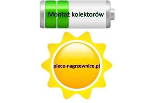 Montaż kolektorów słonecznych (solarów) Hewalex Kraków #2