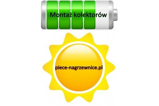 Montaż kolektorów słonecznych (solarów) Hewalex Kraków #4
