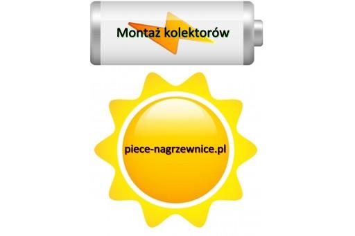 Montaż kolektorów słonecznych (solarów) Hewalex Kraków #6