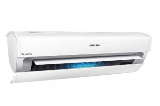 Klimatyzator ścienny SAMSUNG Prestige AR09JSPFAWKNEU/X - 2,5/3,2 kW