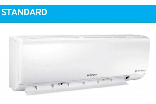 Klimatyzator ścienny SAMSUNG Standard AR09JSFNCWKNZE - 2,5/3,3 kW