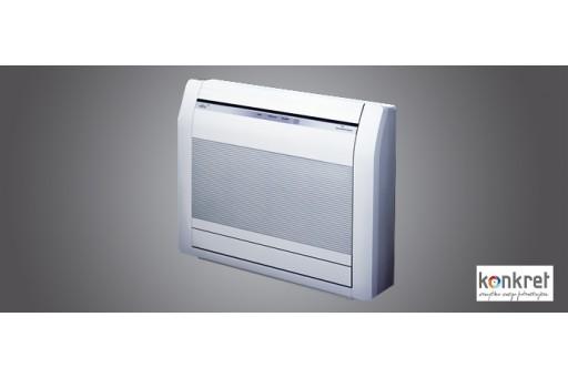Klimatyzator przypodłogowy Fujitsu Inverter Nordic AGYG12LVCB - 3,5/4,5 kW