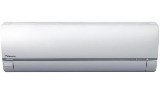 Klimatyzator ścienny Panasonic typu ETHEREA KIT-XE9-QKE (srebrny) - 2,50/3,40 kW
