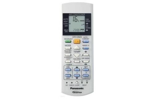 Klimatyzator ścienny Panasonic typu ETHEREA KIT-E18-QKE (biały) - 5,00/5,80 kW