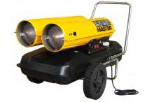 Nagrzewnica olejowa bez odprowadzania spalin Master B300CED 44/88 kW Nagrzewnice olejowe