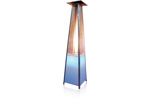 Promiennik ogrodowy (parasol grzewczy) - Ognista Wieża LED- 11 kW