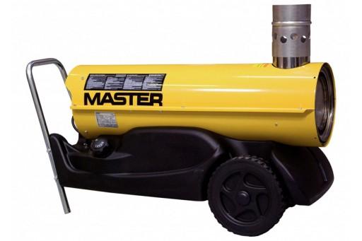 Nagrzewnica olejowa z odprowadzeniem spalin Master BV 69 - 20 kW