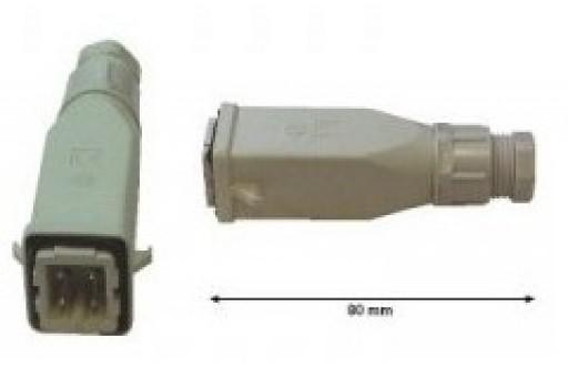 Nagrzewnica olejowa z odprowadzeniem spalin Master BV 77 E - 20 kW