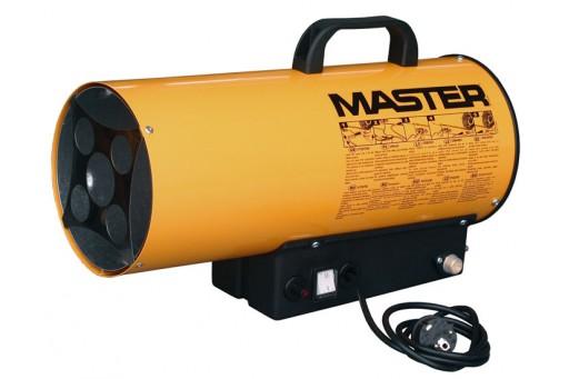 Nagrzewnica gazowa manualna Master BLP 27 M - 30 kW