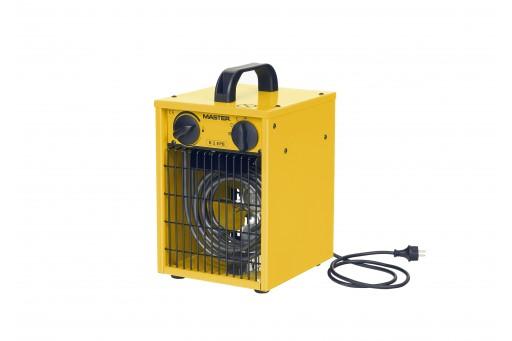 Nagrzewnica elektryczna nadmuchowa Master B 1,8 ECA - 2 kW