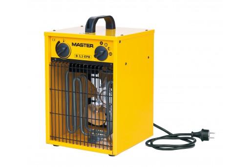 Nagrzewnica elektryczna nadmuchowa Master B 3 ECA - 3,3 kW