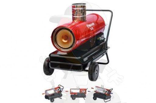Wynajem nagrzewnicy olejowej - 25 kW