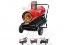 Wynajem nagrzewnicy olejowej - 25 kW Wynajem nagrzewnic olejowych