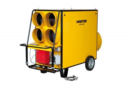 Wynajem nagrzewnicy olejowej - 130 kW