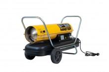 Wynajem nagrzewnicy olejowej bez odprowadzenia spalin - 30 kW  Wynajem nagrzewnic olejowych