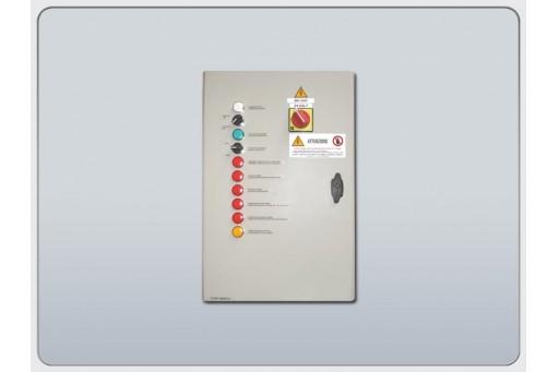 Elektryczna szafa sterująca CS D`Alessandro