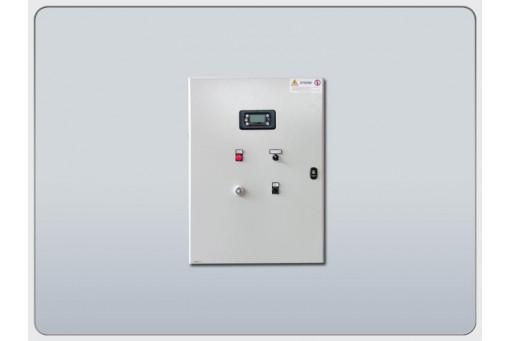Szafa sterująca do kontroli procesu spalania  D`Alessandro CS, GS