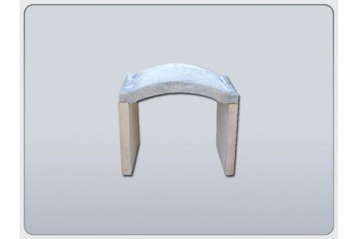Panele ceramiczne 60 - 100 kW do kotłów  D`Alessandro