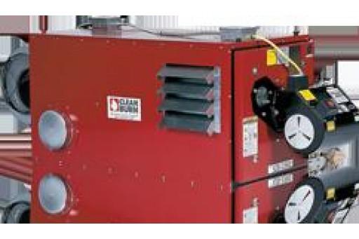 Piec olejowy nadmuchowy multiolejowy CleanBurn CB-1500 I - 45 kW