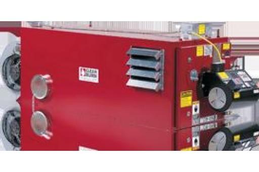 Piec olejowy nadmuchowy multiolejowy CleanBurn CB-2500 I - 70 kW