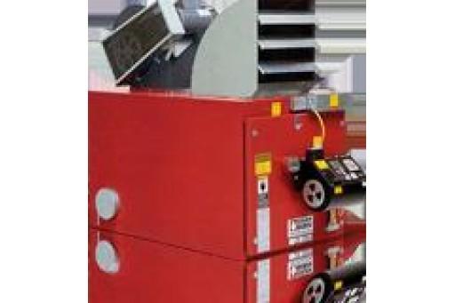 Piec olejowy nadmuchowy multiolejowy CleanBurn CB-3500 I - 100 kW