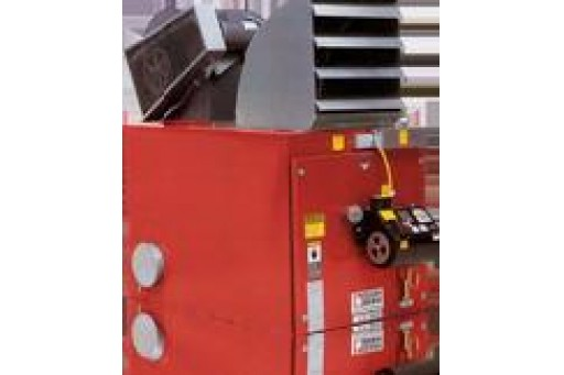 Piec olejowy nadmuchowy multiolejowy CleanBurn CB-5000 I - 150 kW