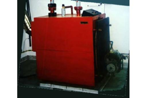 Kocioł multiolejowy CleanBurn CBF 100 - 100 kW