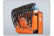 Pneumatyczny system czyszczenia wymiennika płomieni 30 - 100 kW Akcesoria