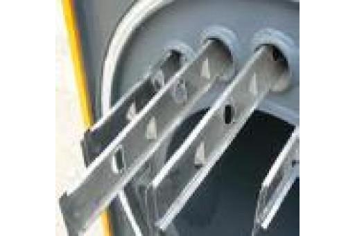 Kocioł C.O. z palnikiem olejowym THERMOSTAHL Enersave EN 80 - 93 kW
