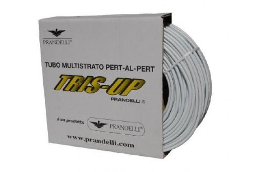 Rura Prandelli TRIS-UP PERT/AL/PERT  typ II - 16 x 2,0 mm, 200 mb
