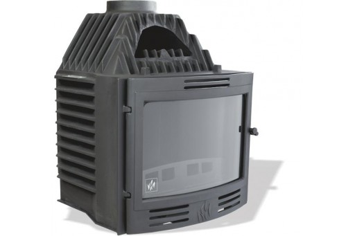 Kominek żeliwny Perfekt Elips - 16 kW