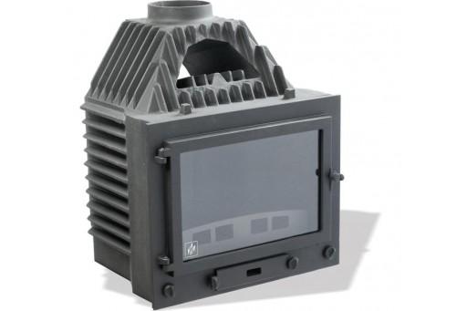 Kominek żeliwny Perfekt Carbon Clasic - 16 kW
