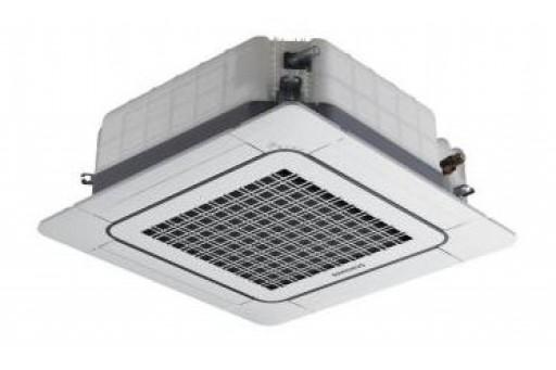 Klimatyzator kasetonowy 4-kierunkowy SAMSUNG MINI AC060BNDEH/EU - 5,8/7,0 kW