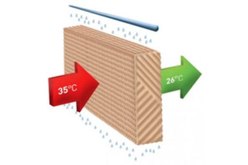 Klimatyzator ewaporacyjny MASTER Bio Cooler BC 180 - 18000 m3/h