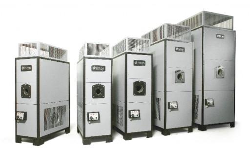 Nagrzewnica stacjonarna - bez z palnika PROTON HP 180 - 180 kW